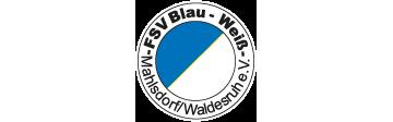 Logo vom Fußballverein FSV Blau-Weiß Mahlsdorf/Waldesruh e.V.